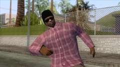 New Ballas Skin 3 for GTA San Andreas