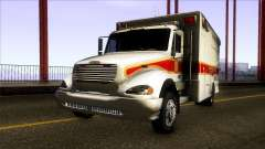 Freightliner M2 Ambulance for GTA San Andreas