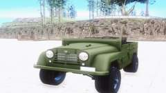 UAZ 471 for GTA San Andreas