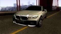 BMW 760i 2017 for GTA San Andreas
