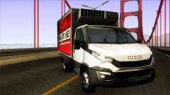 Iveco Daily Transporter 2014 for GTA San Andreas
