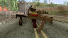 Playerunknown Battleground - OTs-14 Groza v3 for GTA San Andreas
