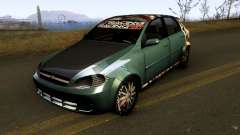 Chevrolet Optra 1.8 2008 for GTA San Andreas