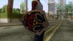 Hylian Shield for GTA San Andreas