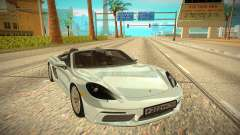 Porsche Boxter for GTA San Andreas