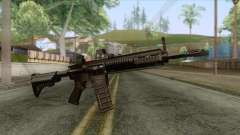 HK-416 Carbine v2 for GTA San Andreas