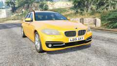 BMW 525d Touring (F11) 2015 (UK) v1.1 [replace]