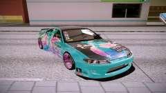 Nissan Silvia SpecR for GTA San Andreas