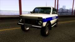 Lada Niva 4X4 Policija Republika Srpska