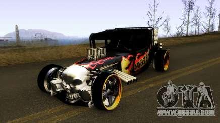 Hot Wheel Bone Shaker 2011 for GTA San Andreas