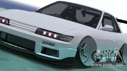 Nissan Silvia s13 BGV2 for GTA San Andreas
