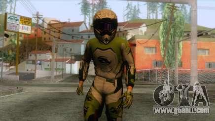 MX Rider Answer Racing Skin for GTA San Andreas