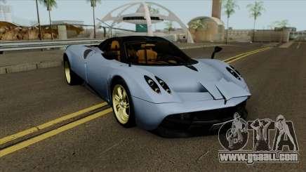 Pagani Huayra 2013 Extra Spoiler for GTA San Andreas