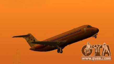 DC-9-10 (Doge) for GTA San Andreas