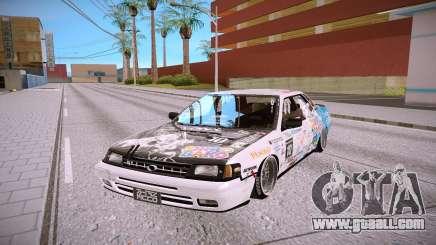 Subaru Legacy RS for GTA San Andreas