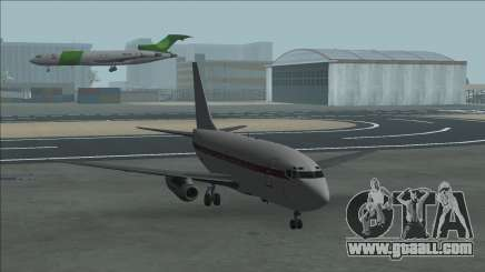 Boeing 737-100 Janet Airlines for GTA San Andreas