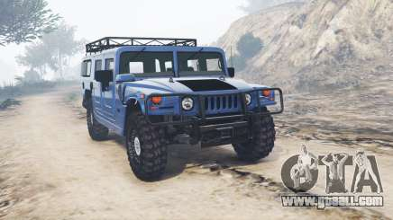 Hummer H1 Alpha Wagon v2.1 [replace] for GTA 5