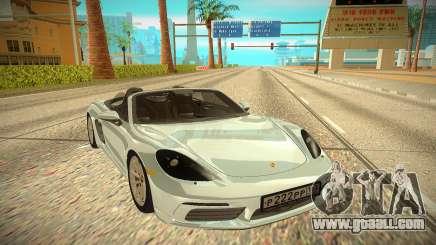 Porsche Boxter for GTA San Andreas