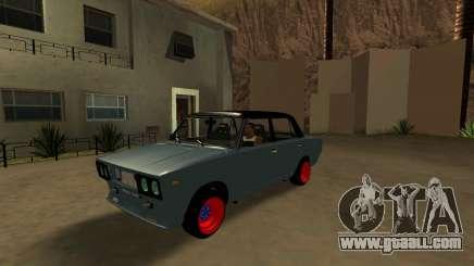 VAZ 2106 Combat v1 for GTA San Andreas