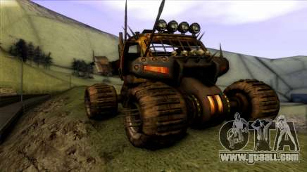 Stomper From Red Faction Guerrilla for GTA San Andreas