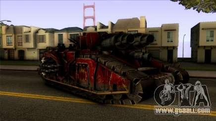 Warhammer 40k - Chaos Fellblade 1.0 for GTA San Andreas