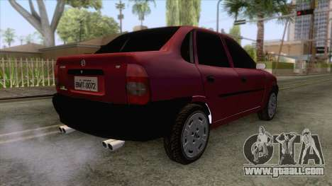 Opel Corsa Classic Tunavel for GTA San Andreas
