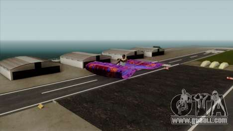 Carpet Alladi for GTA San Andreas