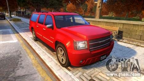 Declasse Granger Luxury Package for GTA 4