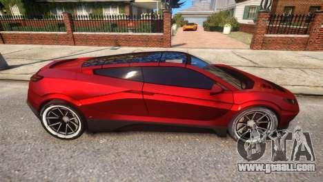 Savage Rivale Roadyacht GTS for GTA 4