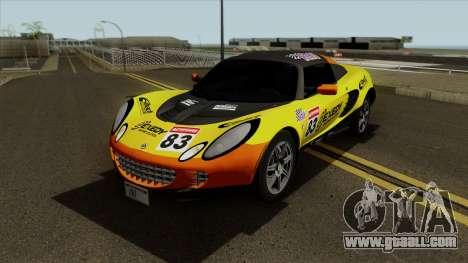 Lotus Elise 111R for GTA San Andreas