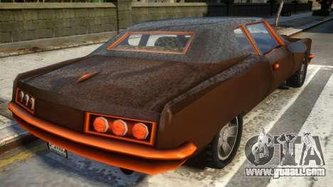 Yardie Lobo for GTA 4