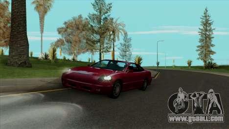 Car Lock for GTA San Andreas