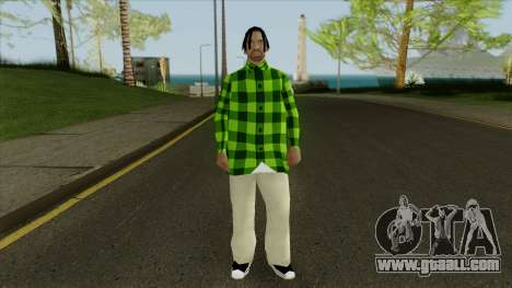New Fam2 HD for GTA San Andreas
