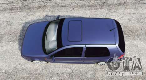 Volkswagen Golf R32 (Typ 1J) v1.1 [replace]