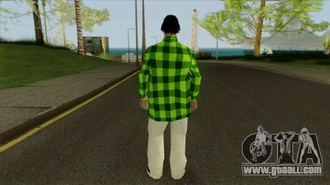 New Fam2 HD for GTA San Andreas