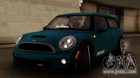 Mini Clubman for GTA San Andreas