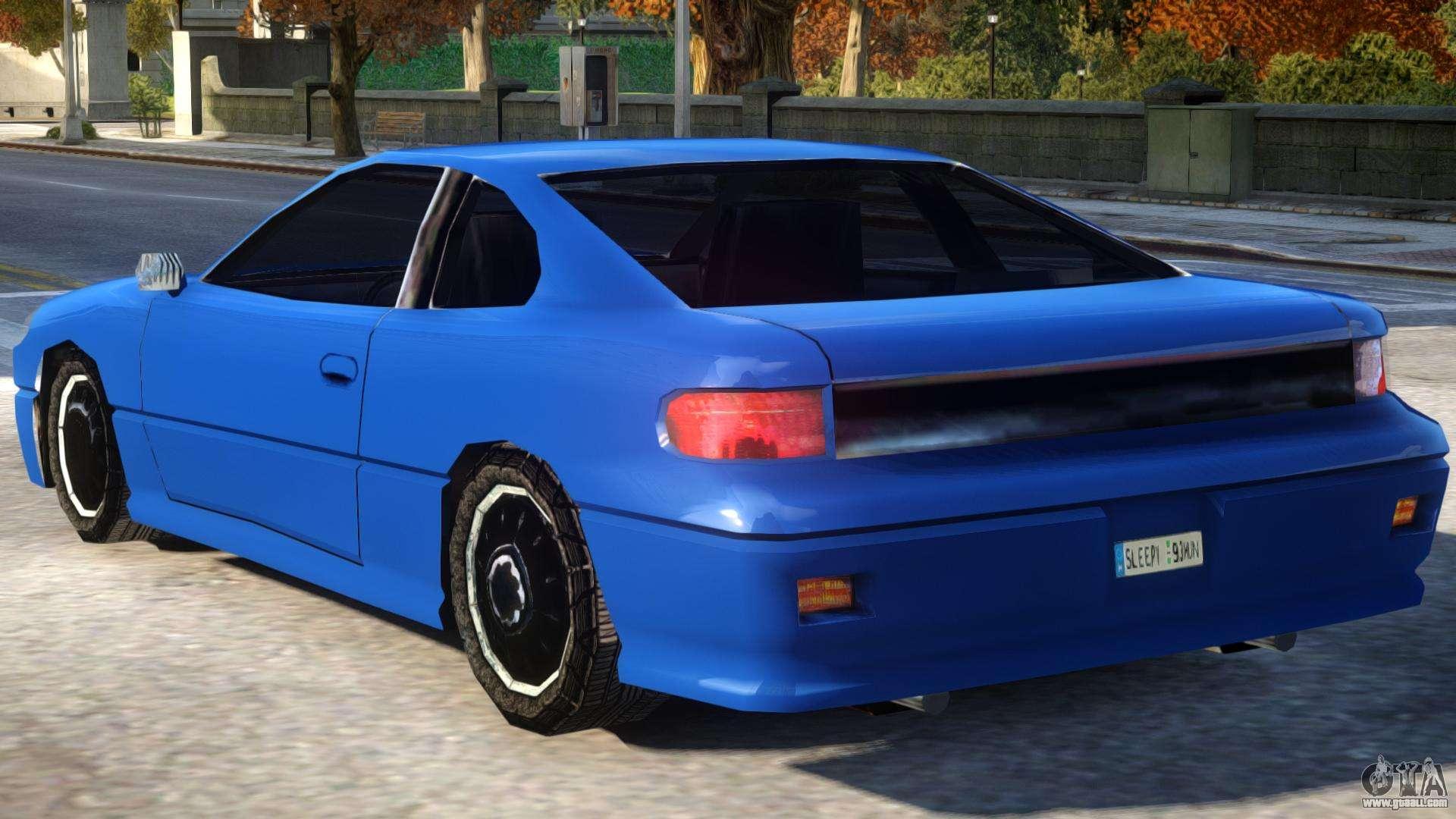 GTA SA Alpha IV for GTA 4