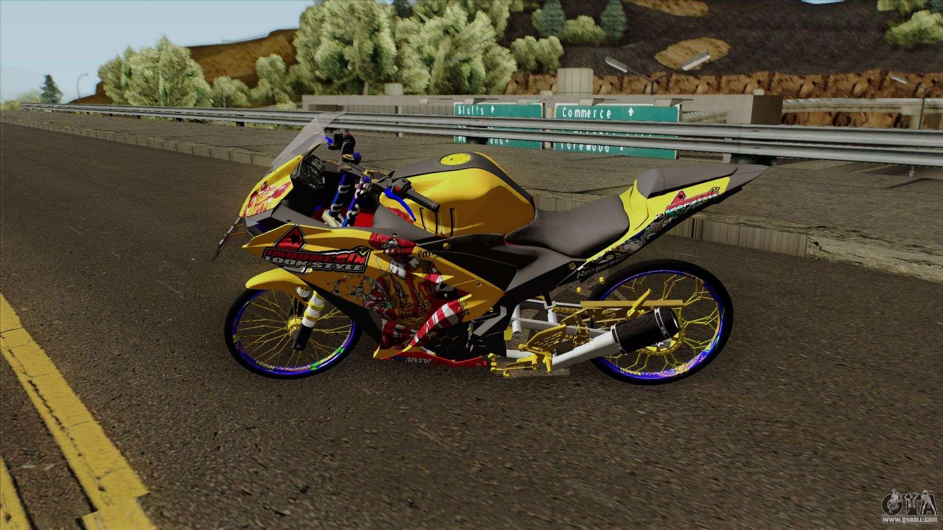 R25 Thailook For Gta San Andreas