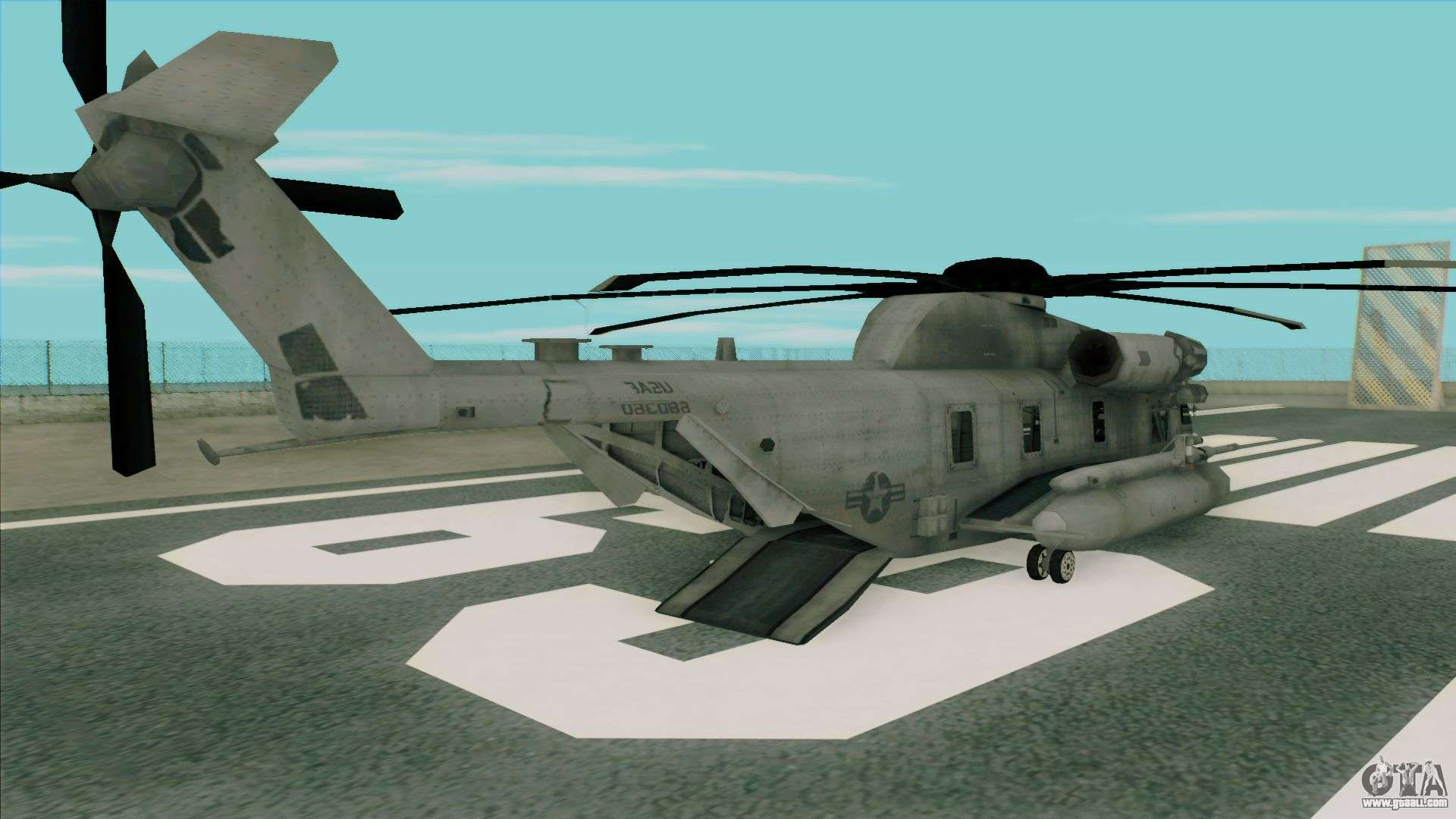 Blackout Helicopter Gif