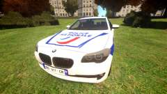 BMW Police Nationale for GTA 4