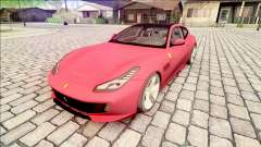 Ferrari GTC4 Lusso 70th Anniversary 2016 IVF for GTA San Andreas