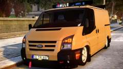 Ford Transit TUNING for GTA 4