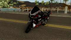 Kawasaki Ninja 250 R for GTA San Andreas