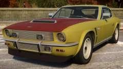 Rapid GT Classic for GTA 4