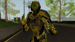 Cyber MK Cyrax for GTA San Andreas