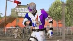 Masked Leon Skin v1 for GTA San Andreas
