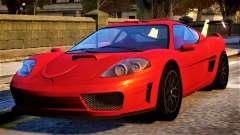 Turismo V.4 for GTA 4