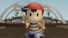Super Smash Bros. Brawl - Ness for GTA San Andreas