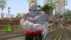 Jiren Shirtless Skin for GTA San Andreas