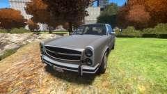 Benefactor Glendale v1.1 for GTA 4